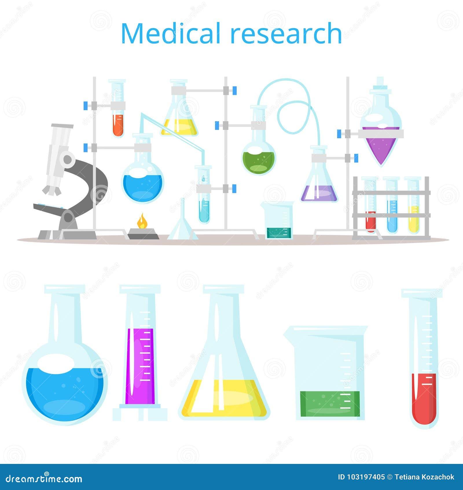 化工实验室研究的概念