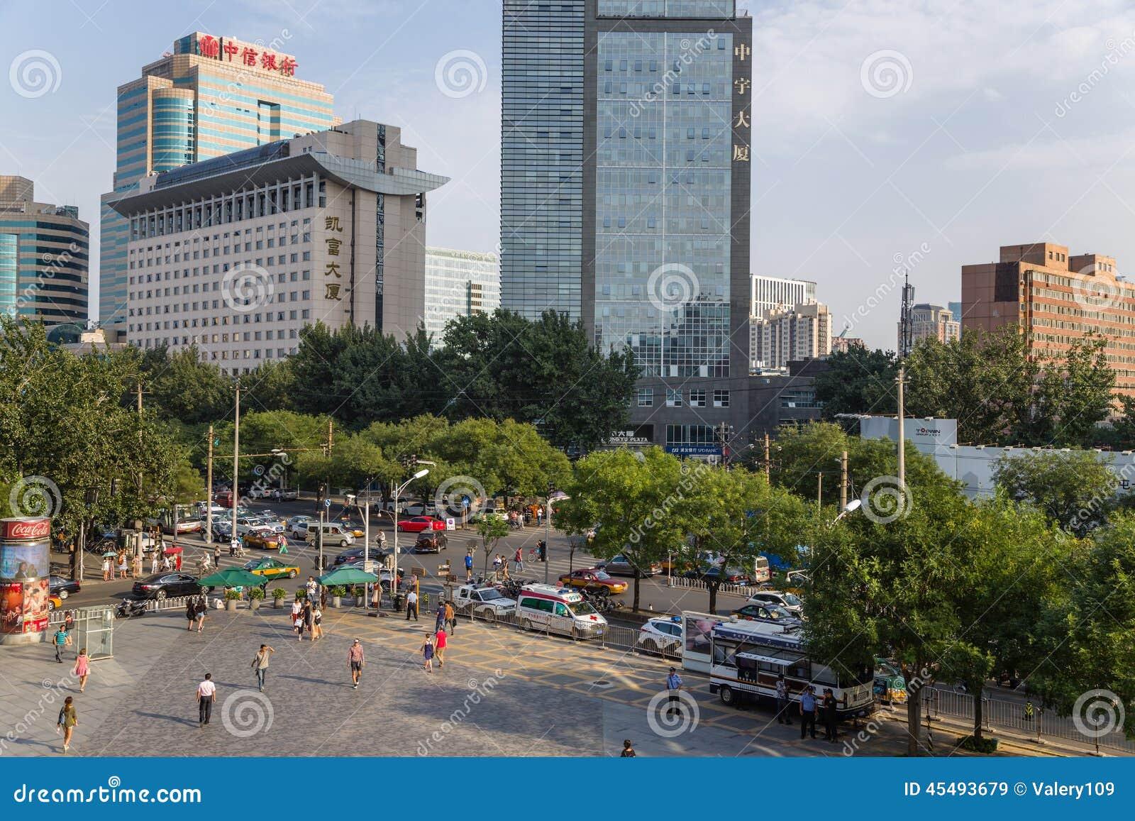 北京瓷 都市风景- 19