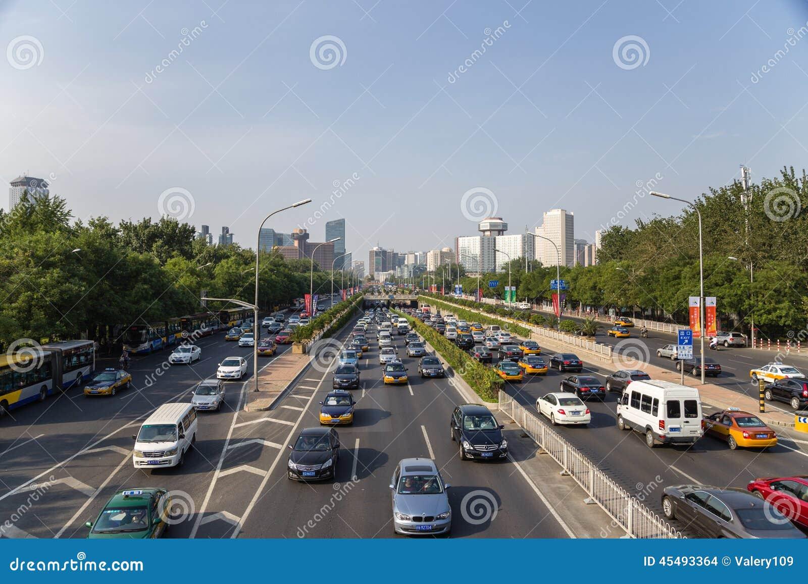 北京瓷 高速公路街市- 3