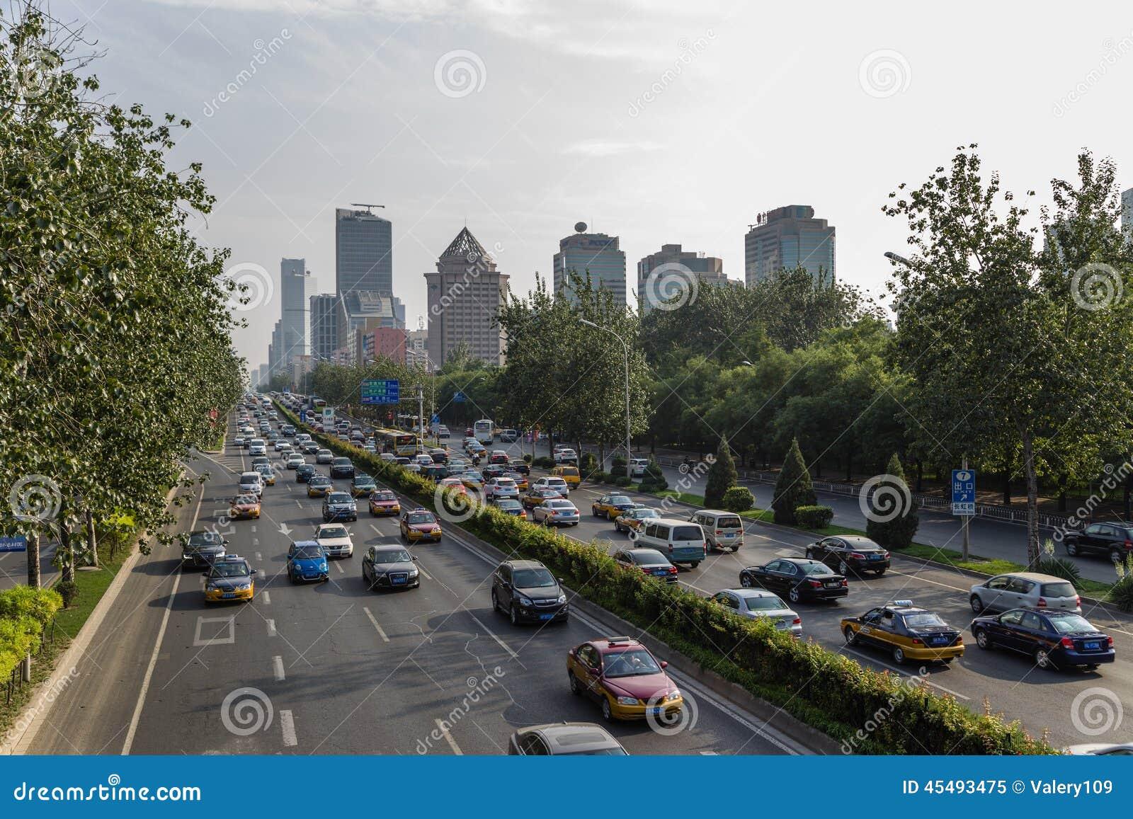 北京瓷 高速公路街市- 5
