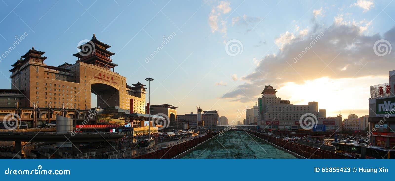 北京车站,西铁驻地
