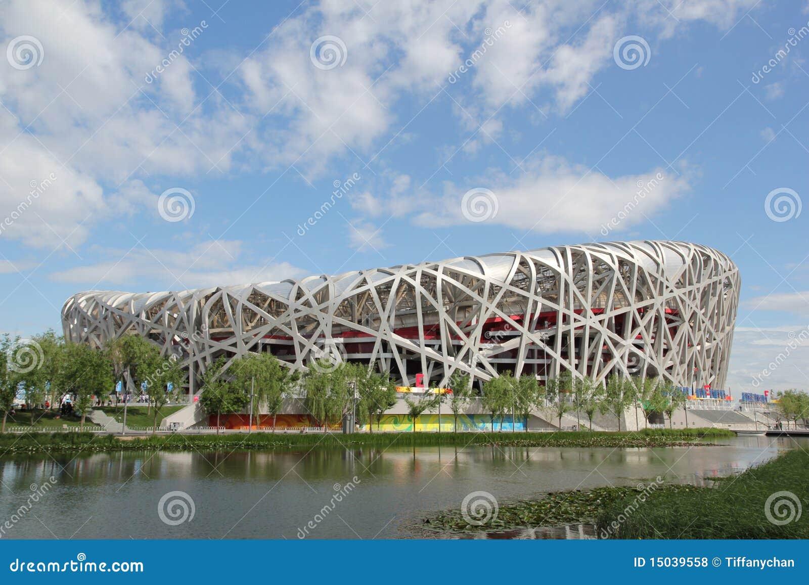 北京鸟国家嵌套奥林匹克s体育场
