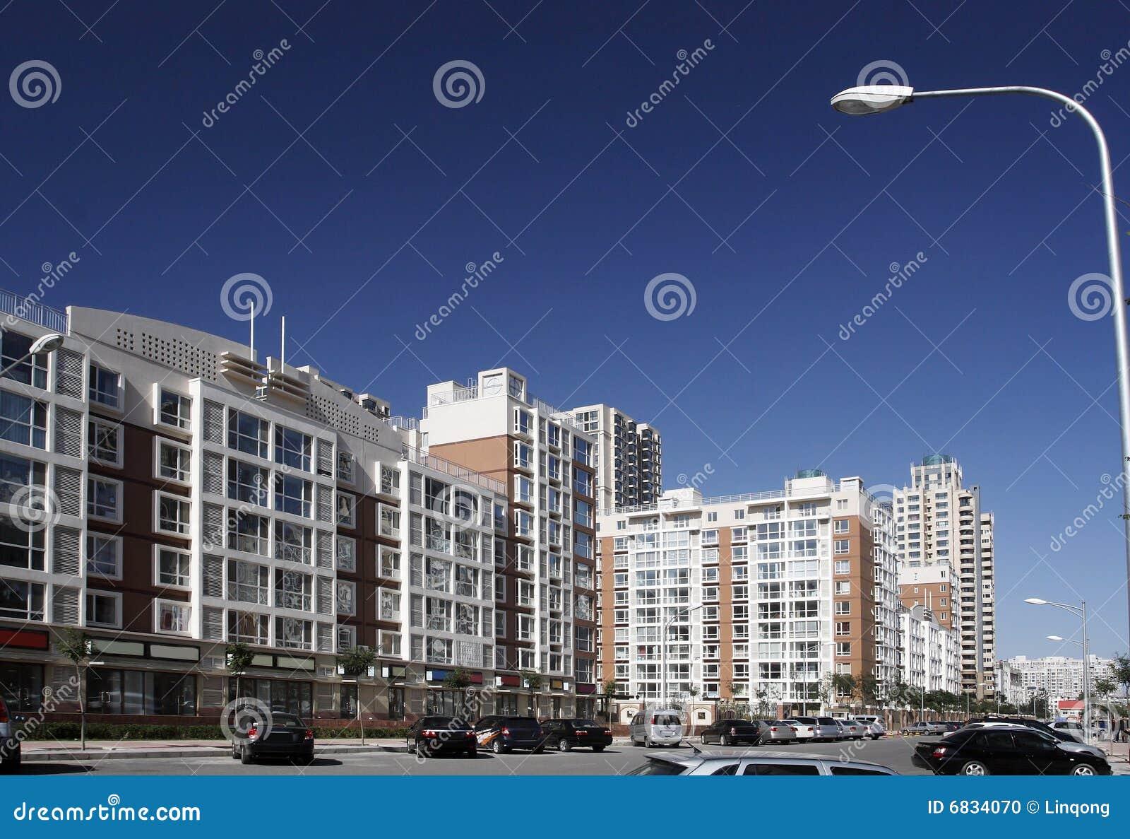 区现代住宅