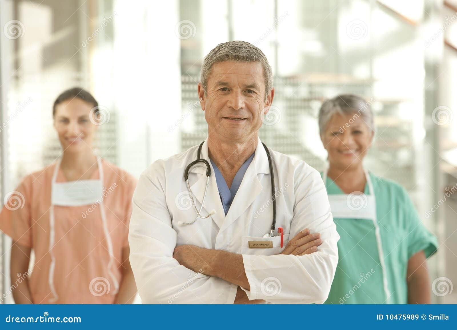 医生医疗人员