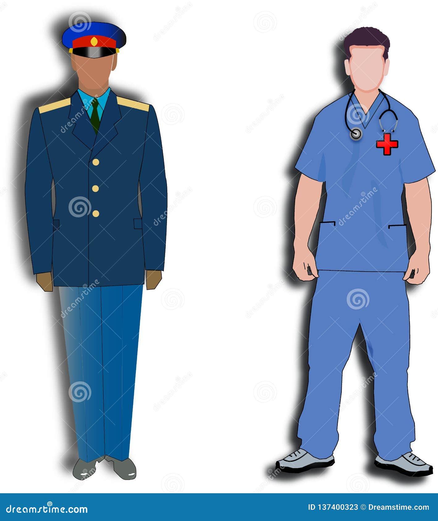 医生和警察