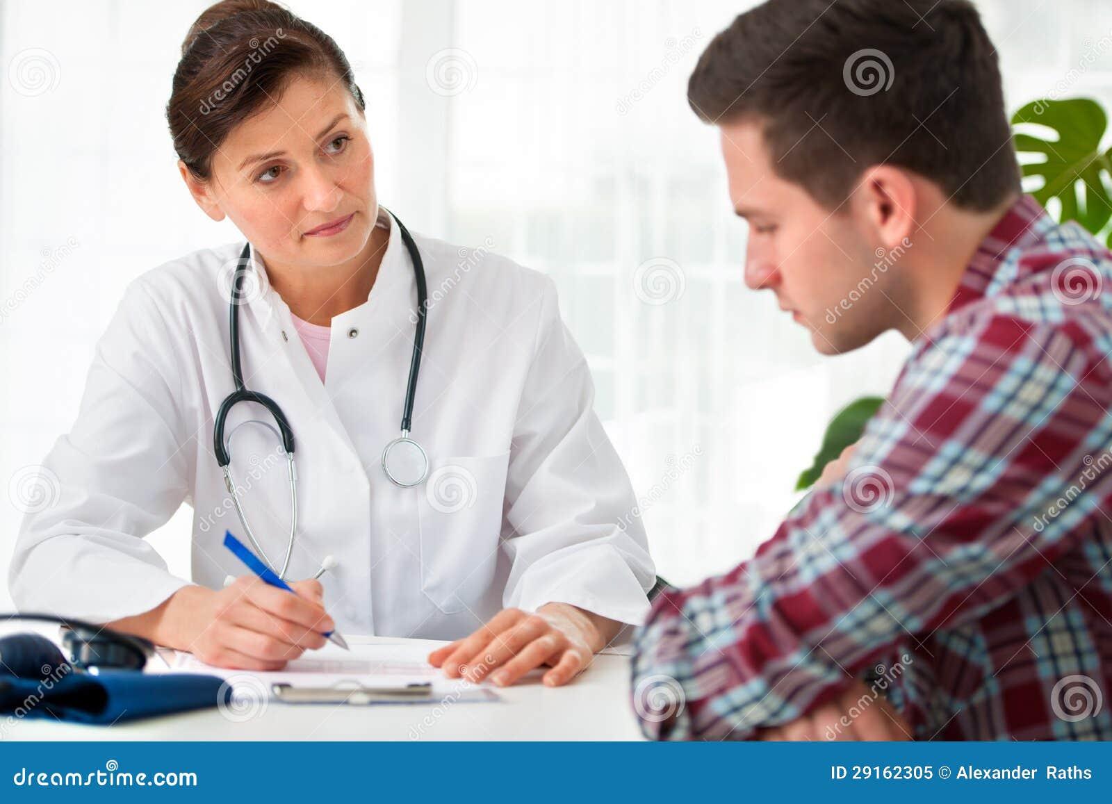 医生联系与患者