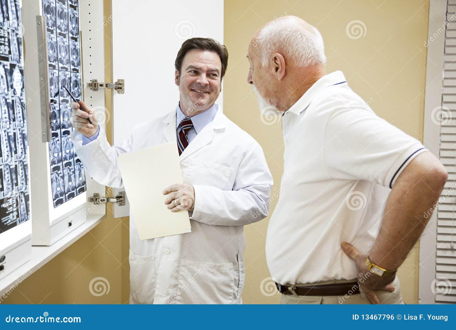 医生exlplains结果测试