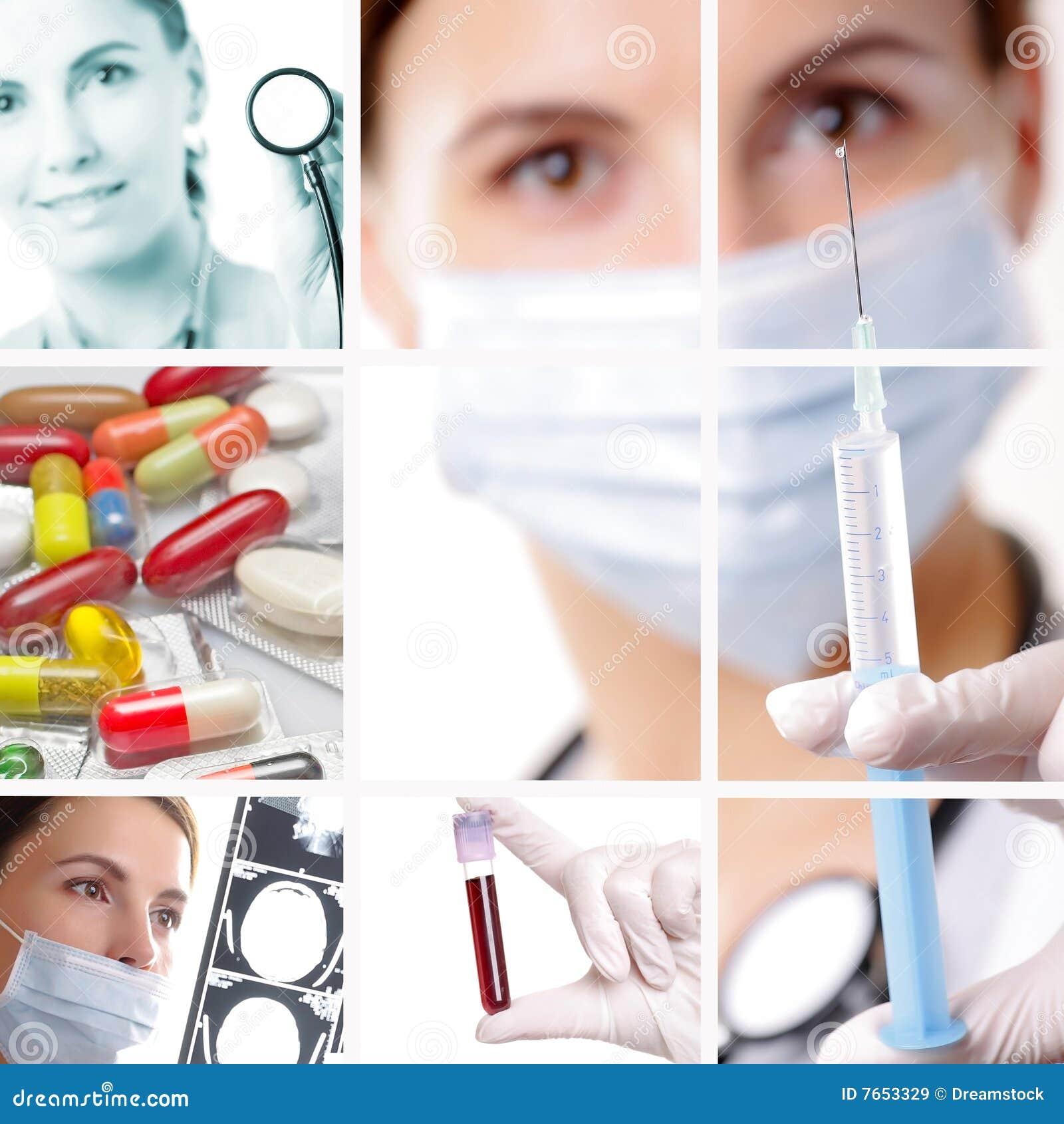 医疗概念的医疗保健