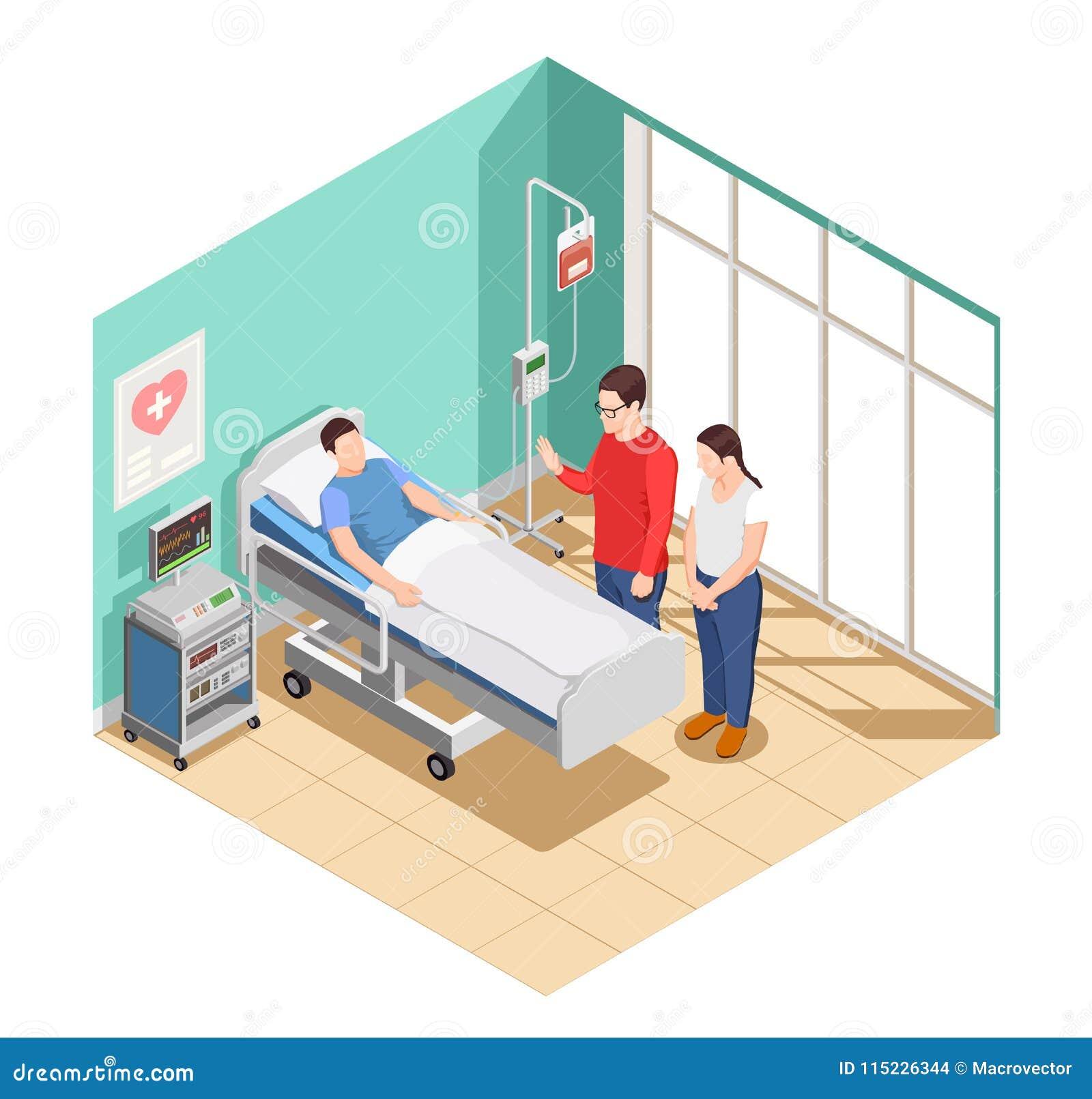 医院参观朋友等量构成