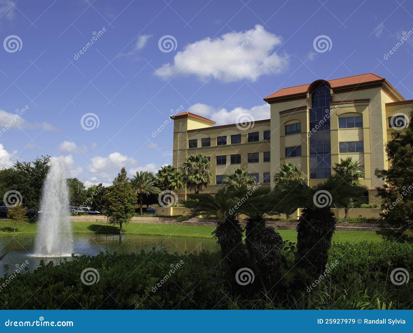 医院大厦在佛罗里达