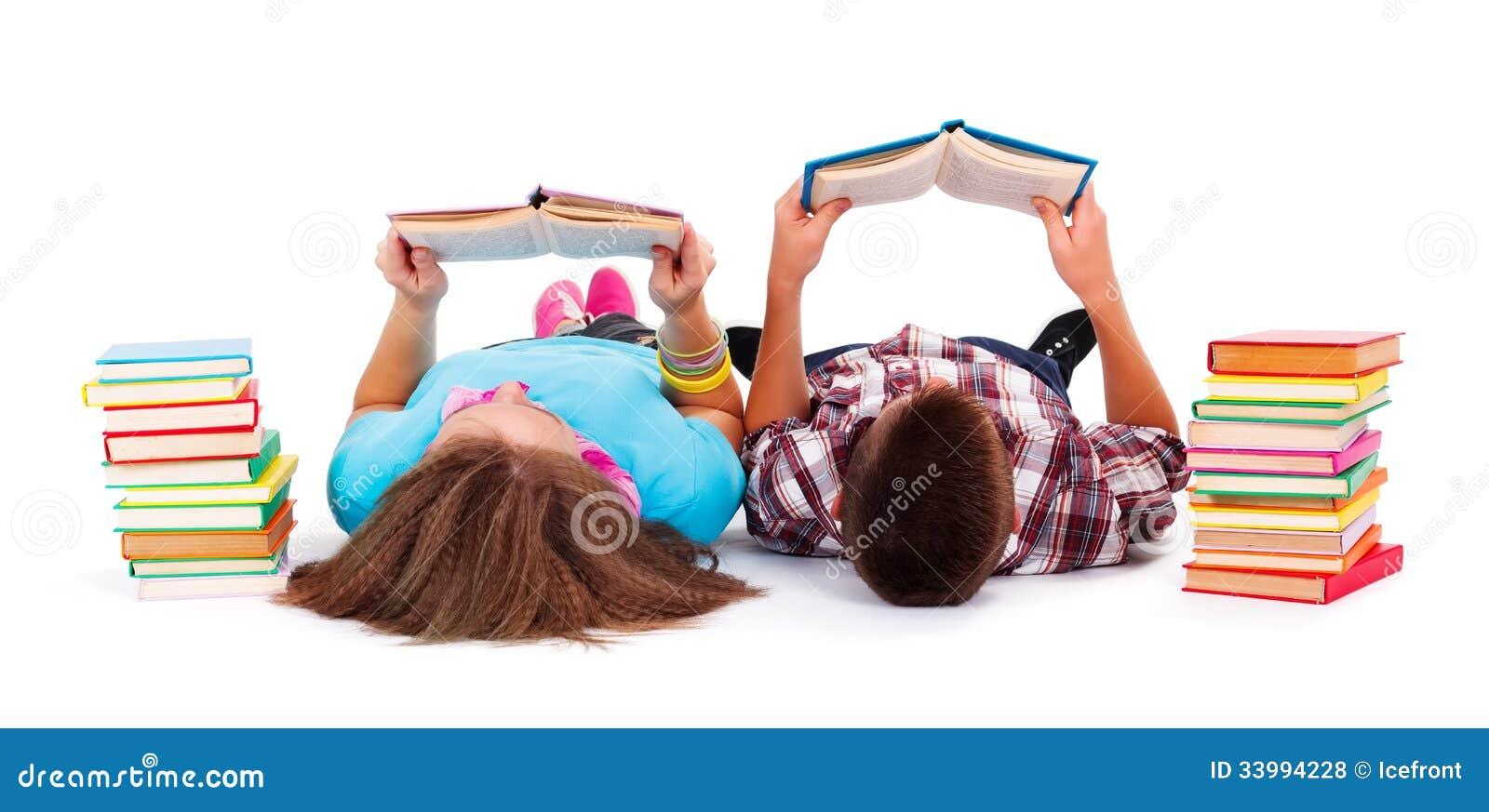 十几岁阅读书