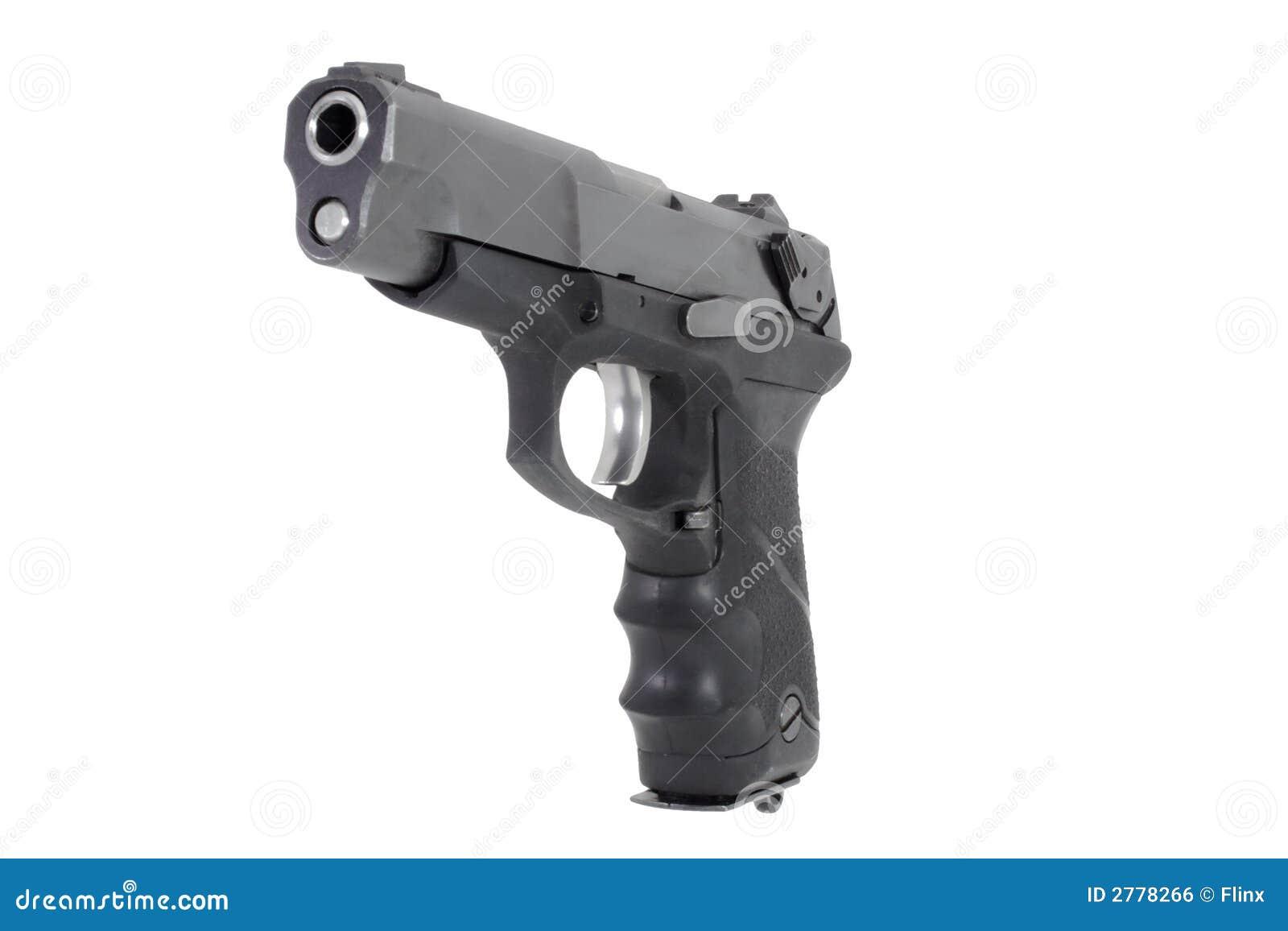 半自动左手枪