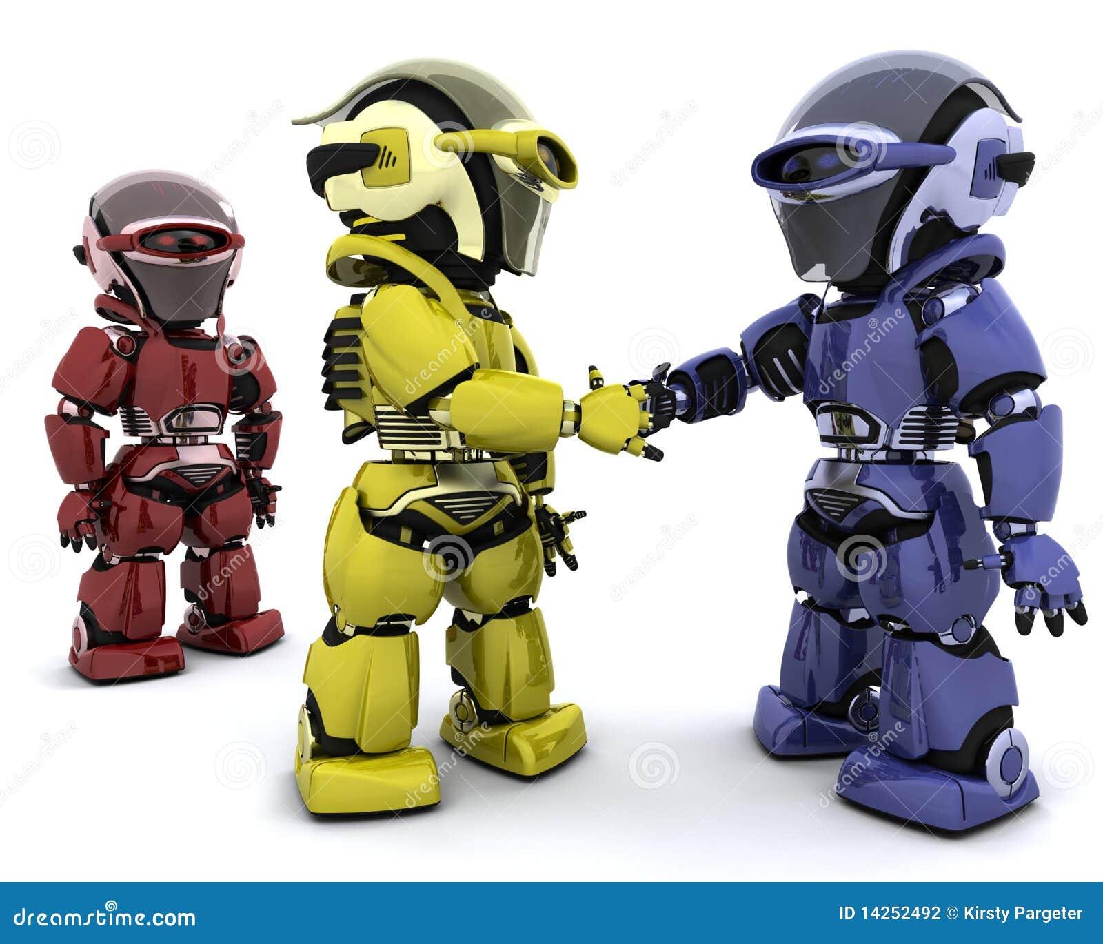 协议机器人