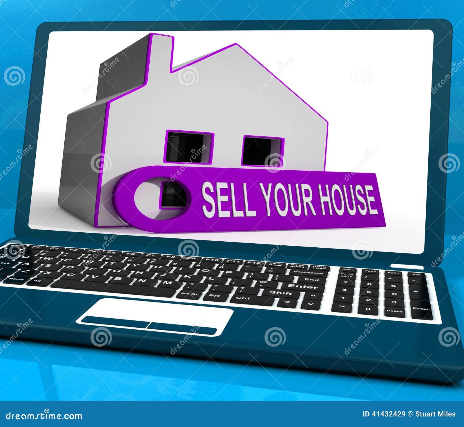 卖您的议院家膝上型计算机手段物产可利用对买家