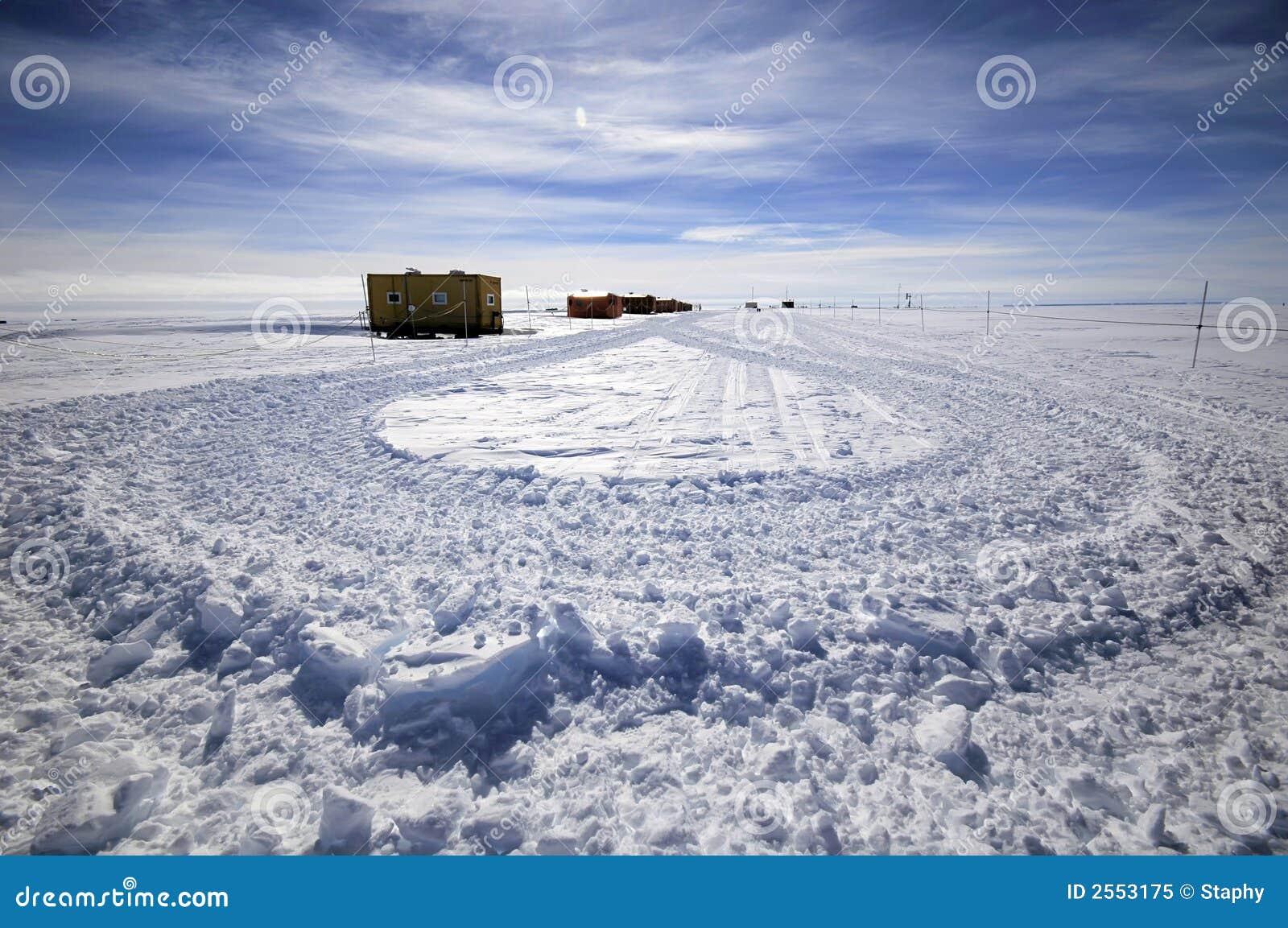 南极研究工作站