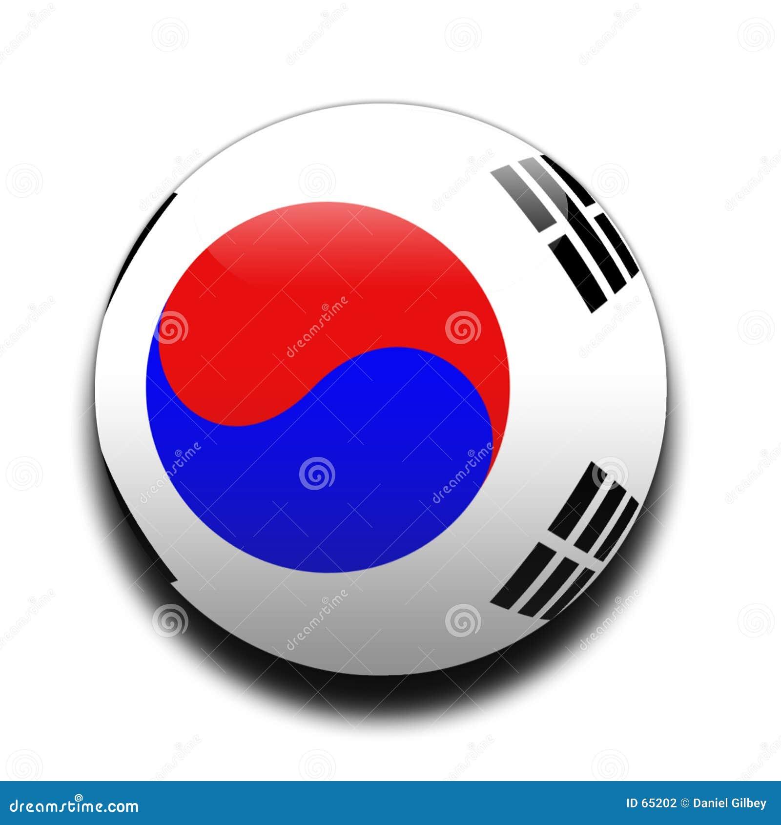 南标志的韩文