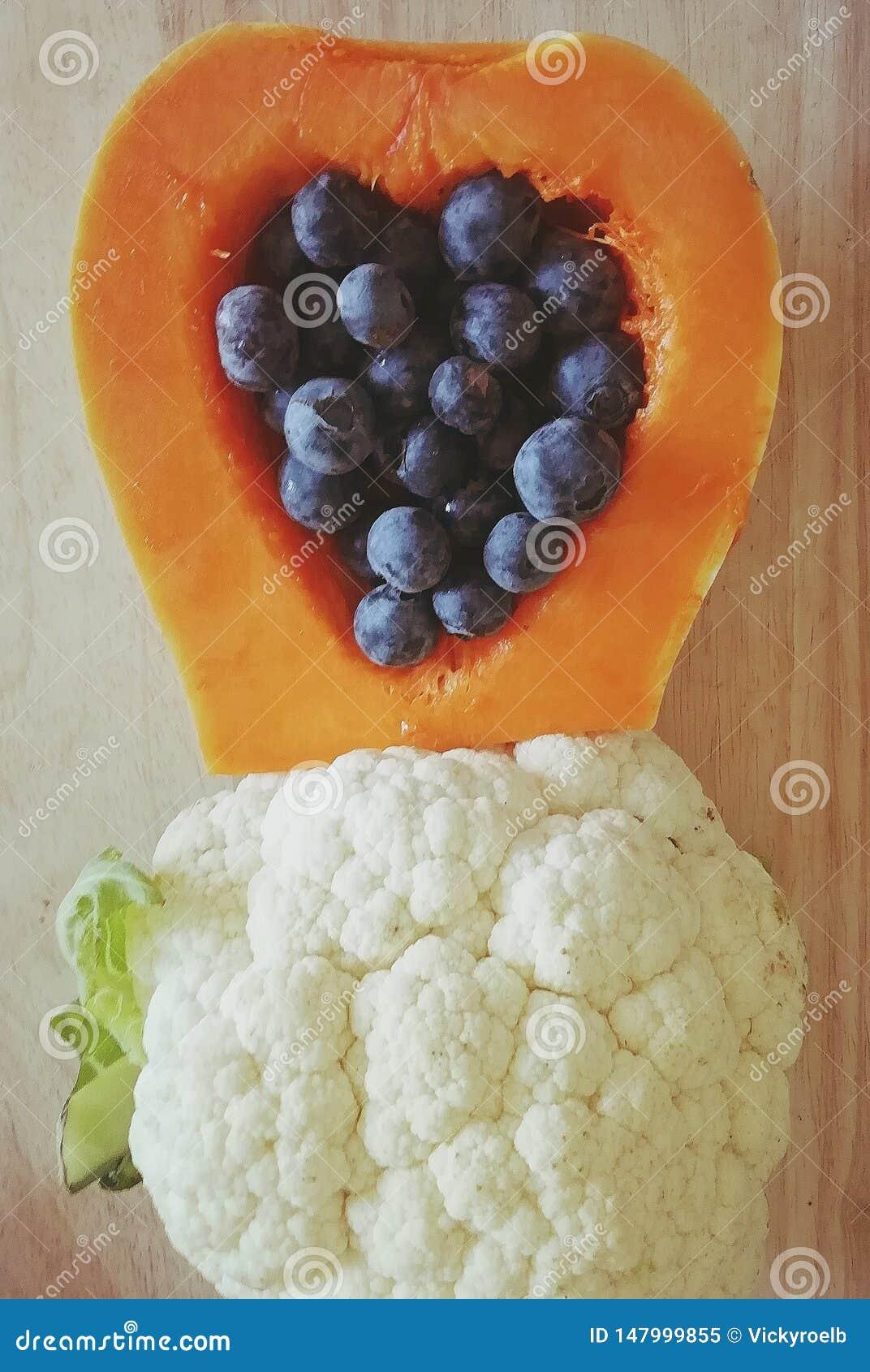 南瓜橙色心脏