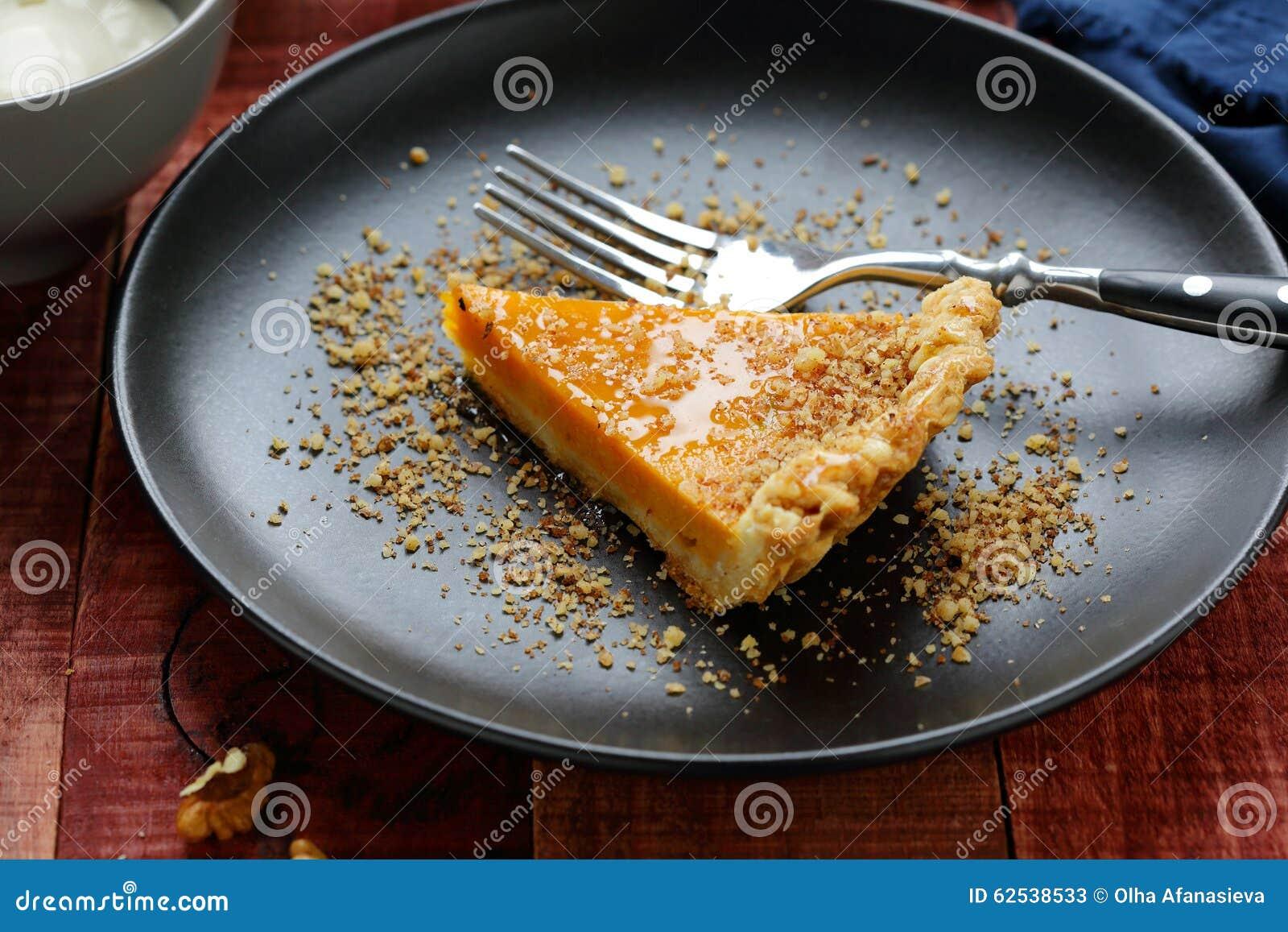 南瓜馅饼用蜂蜜