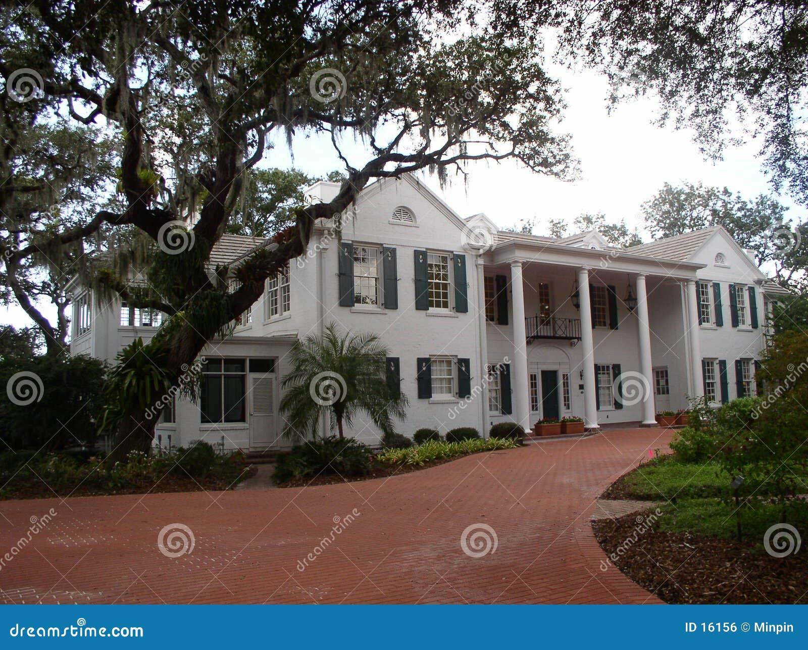 南部的豪宅