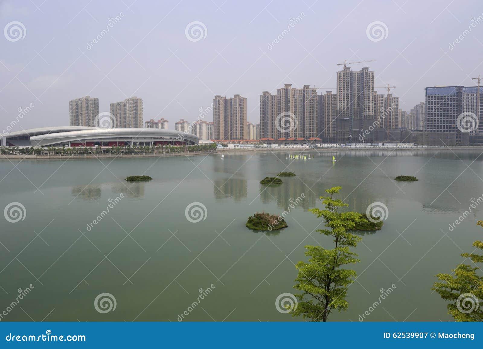 南haicang湖