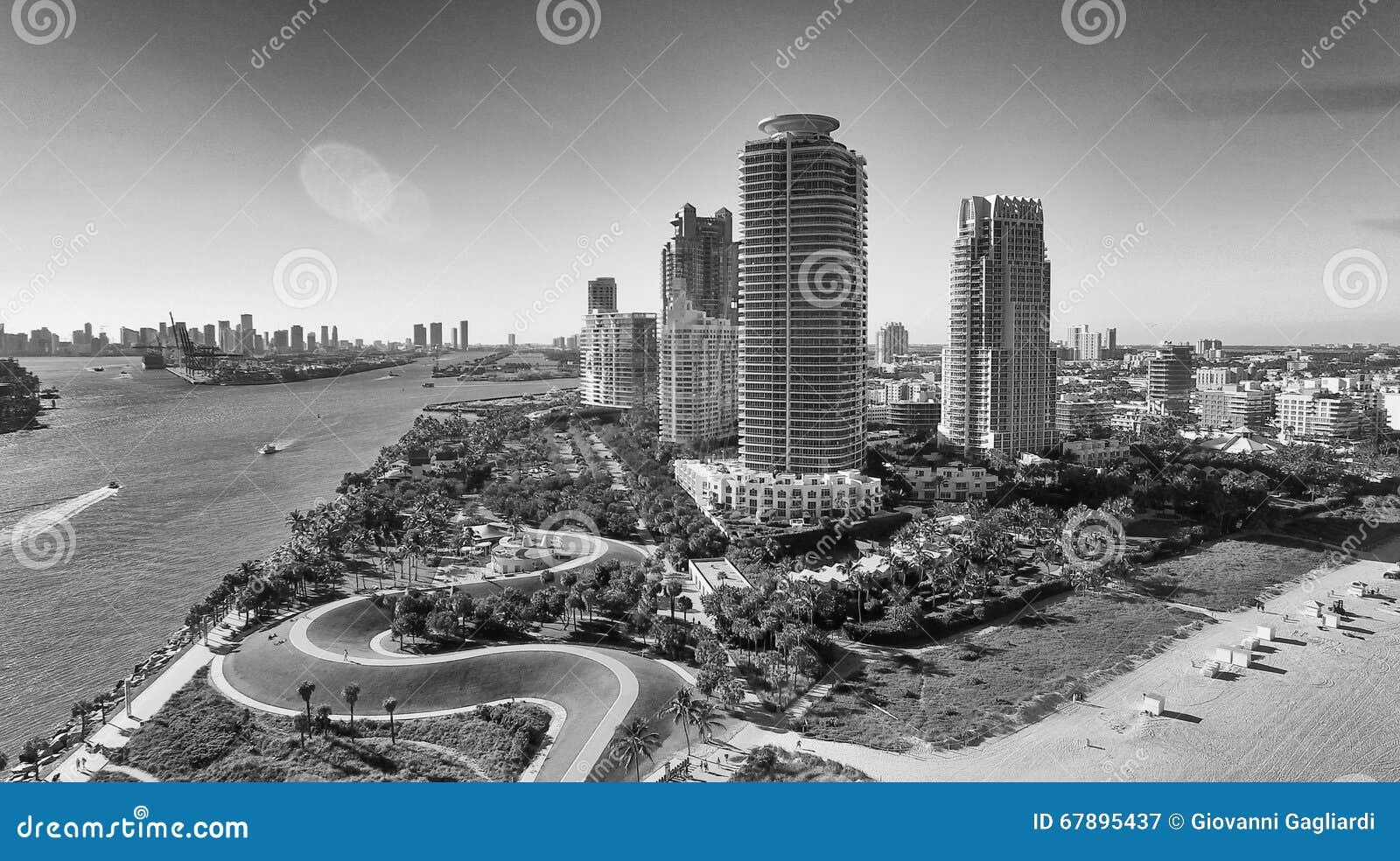 南Pointe,迈阿密 海滩迈阿密海滨