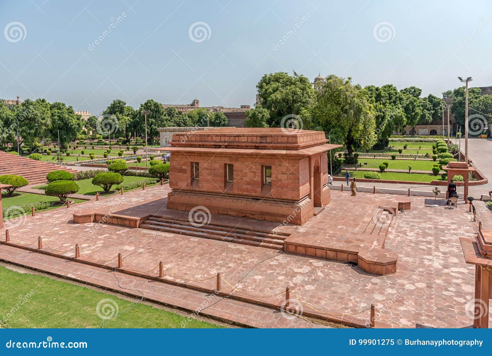 博士坟茔  穆罕默德・伊克巴勒,拉合尔,旁遮普邦,巴基斯坦