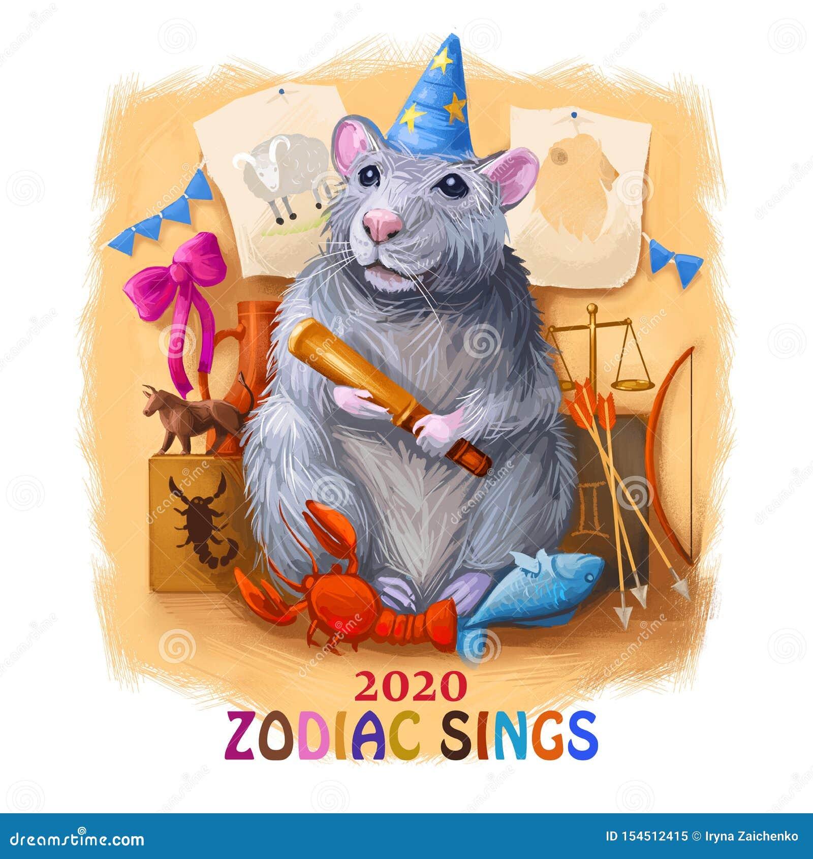 山羊 座 2020