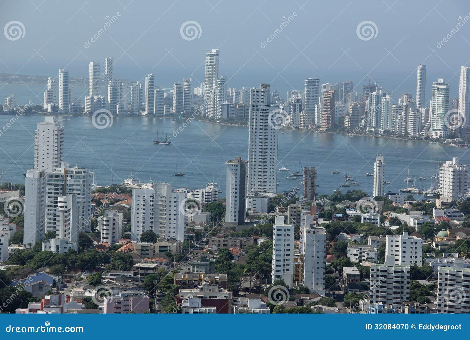 卡塔赫钠,哥伦比亚