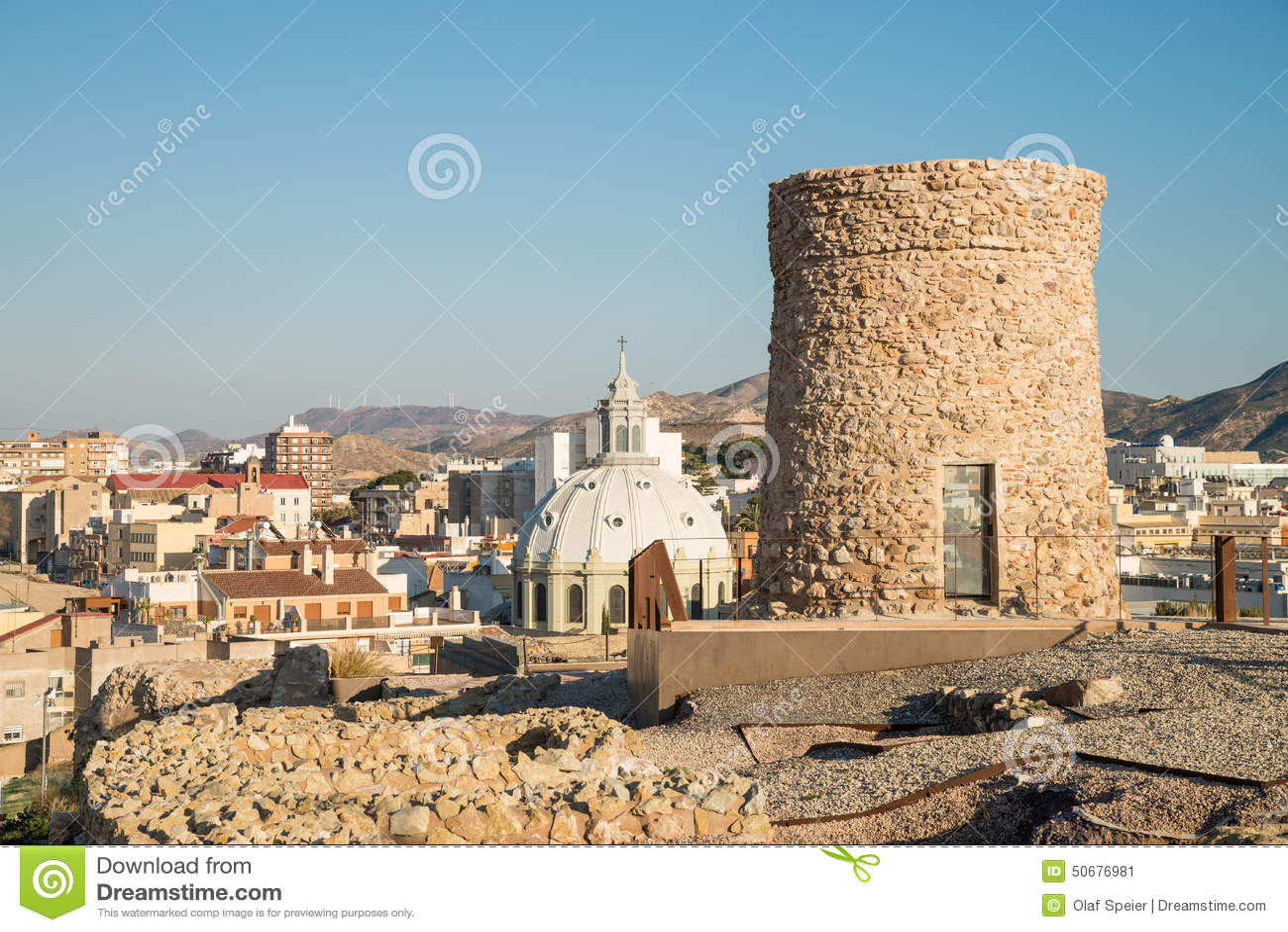 Download 卡塔赫钠 库存图片. 图片 包括有 中心, 水平, 城市, 小山顶, 圆顶, 城堡, 堡垒, 有历史, 布琼布拉 - 50676981