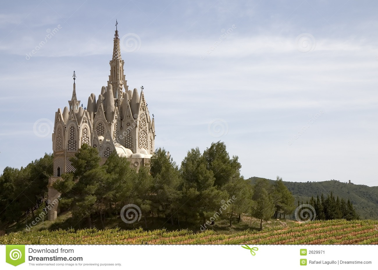 卡塔龙尼亚montferri西班牙