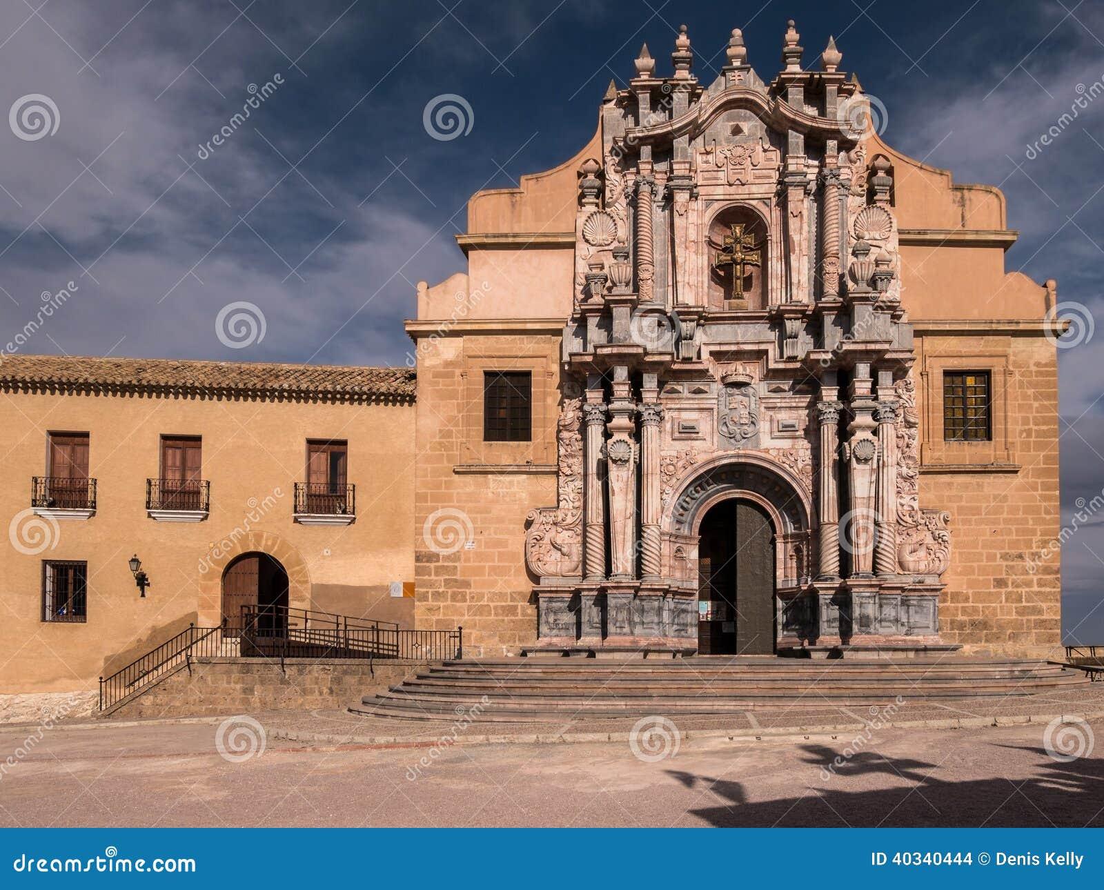 卡拉瓦卡德拉克鲁斯,西班牙