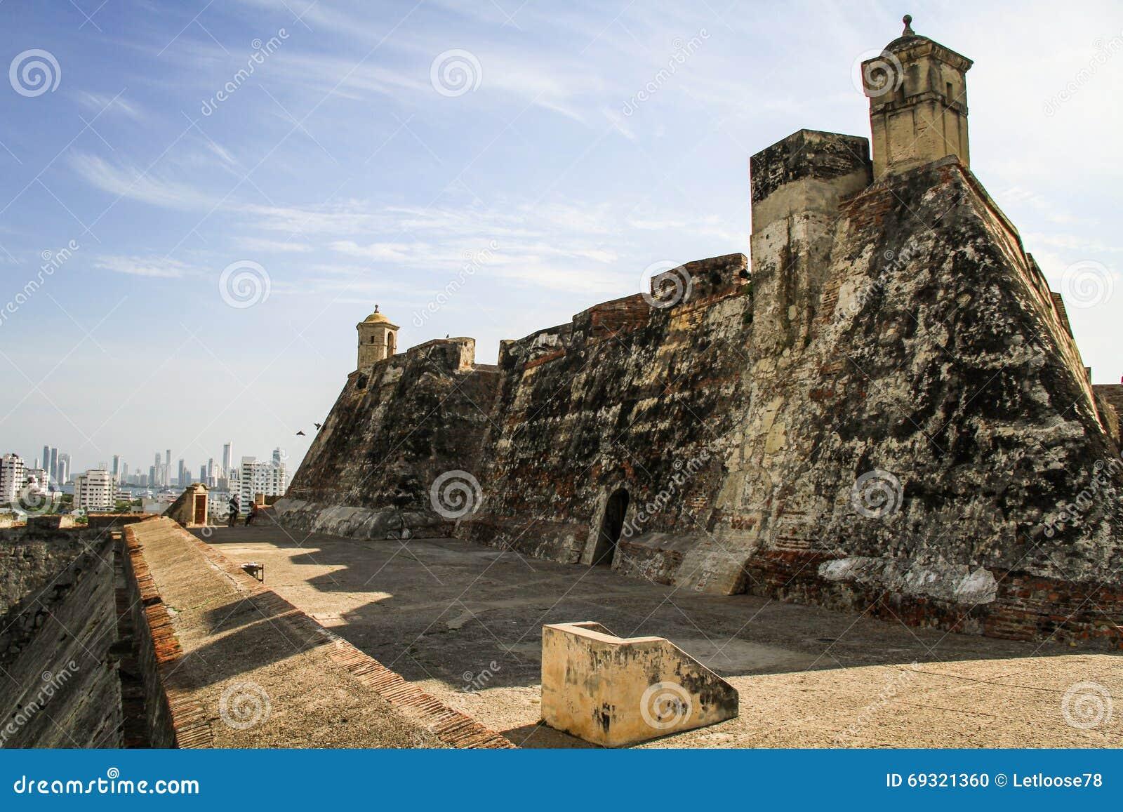 卡斯蒂略圣费利佩de巴拉哈斯,卡塔赫钠de Indias,哥伦比亚