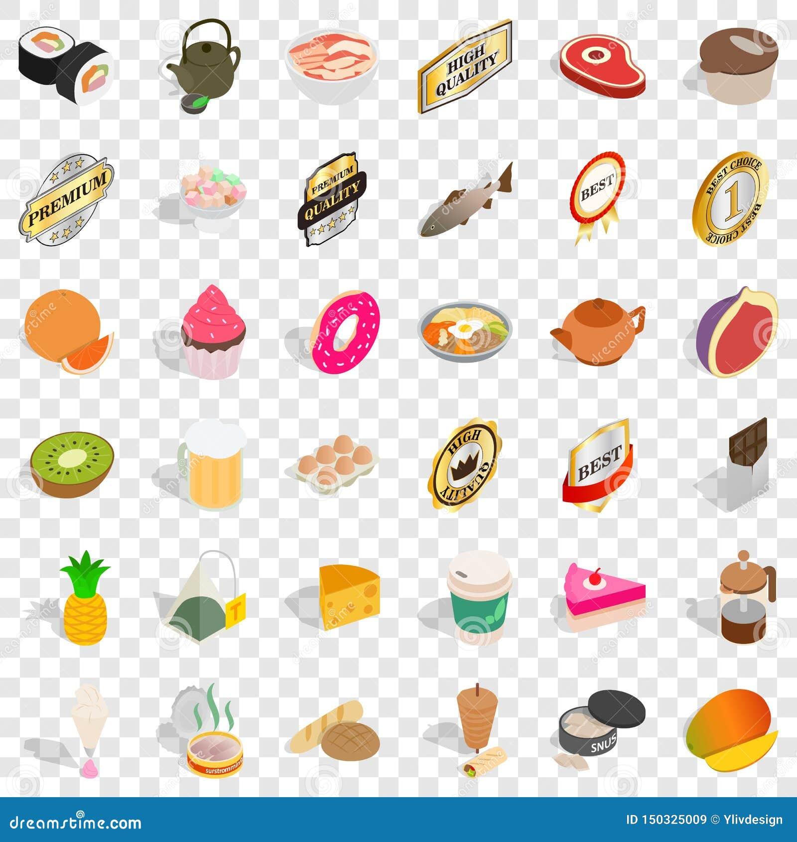卡路里象集合,等量样式