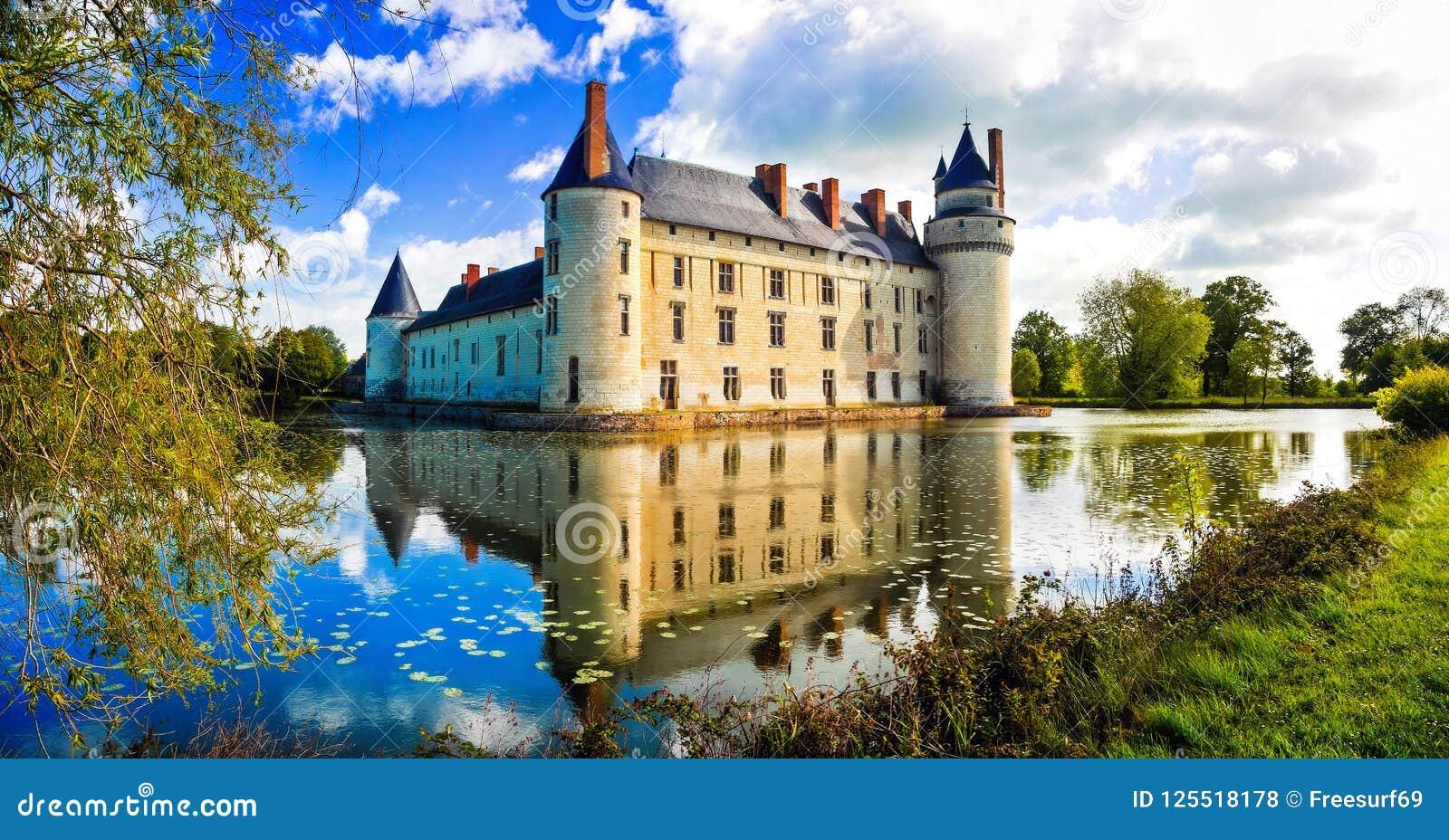 卢瓦尔谷, Plessis Bourre,法国浪漫中世纪城堡