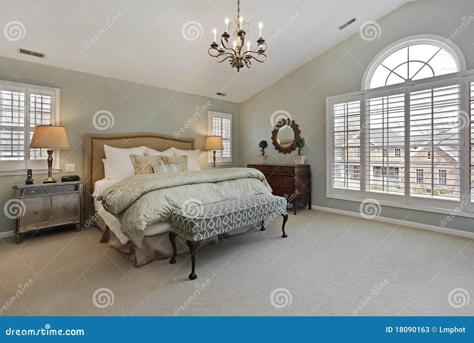 卧室圆的主要视窗