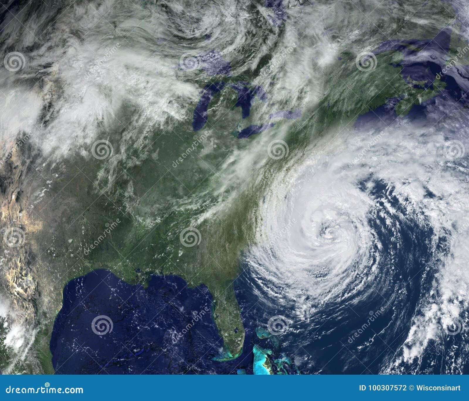 卫星,佛罗里达,飓风,天气,风暴