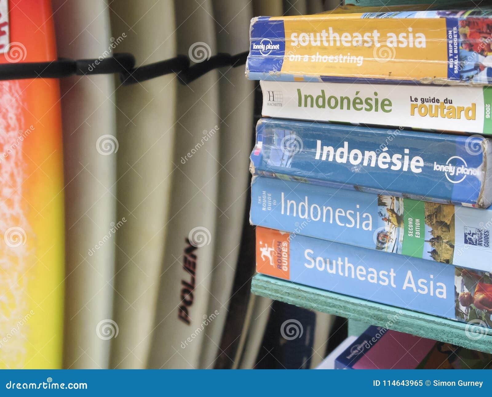 印度尼西亚指南待售kuta海滩