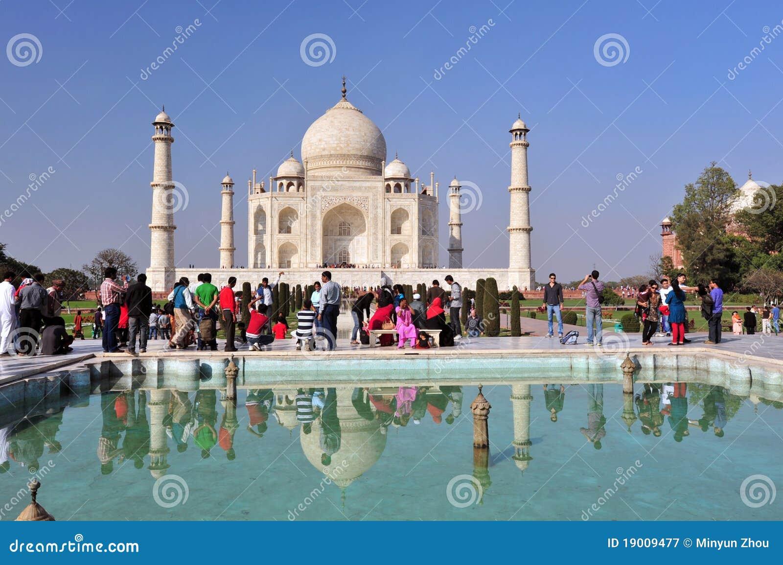 印度mahal taj