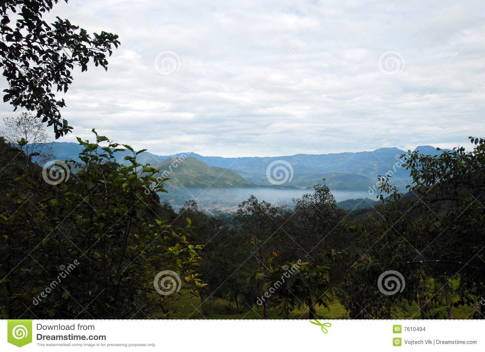 危地马拉横向