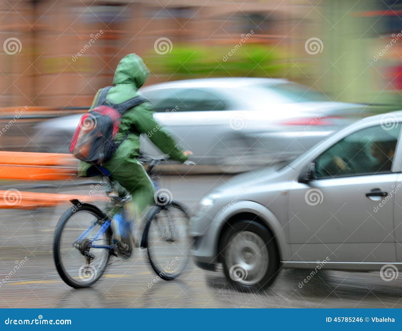 危险城市交通情况