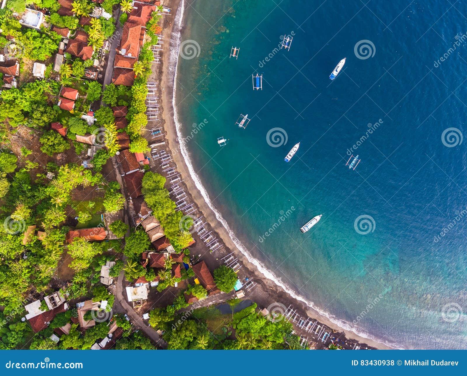 巴厘岛空中射击