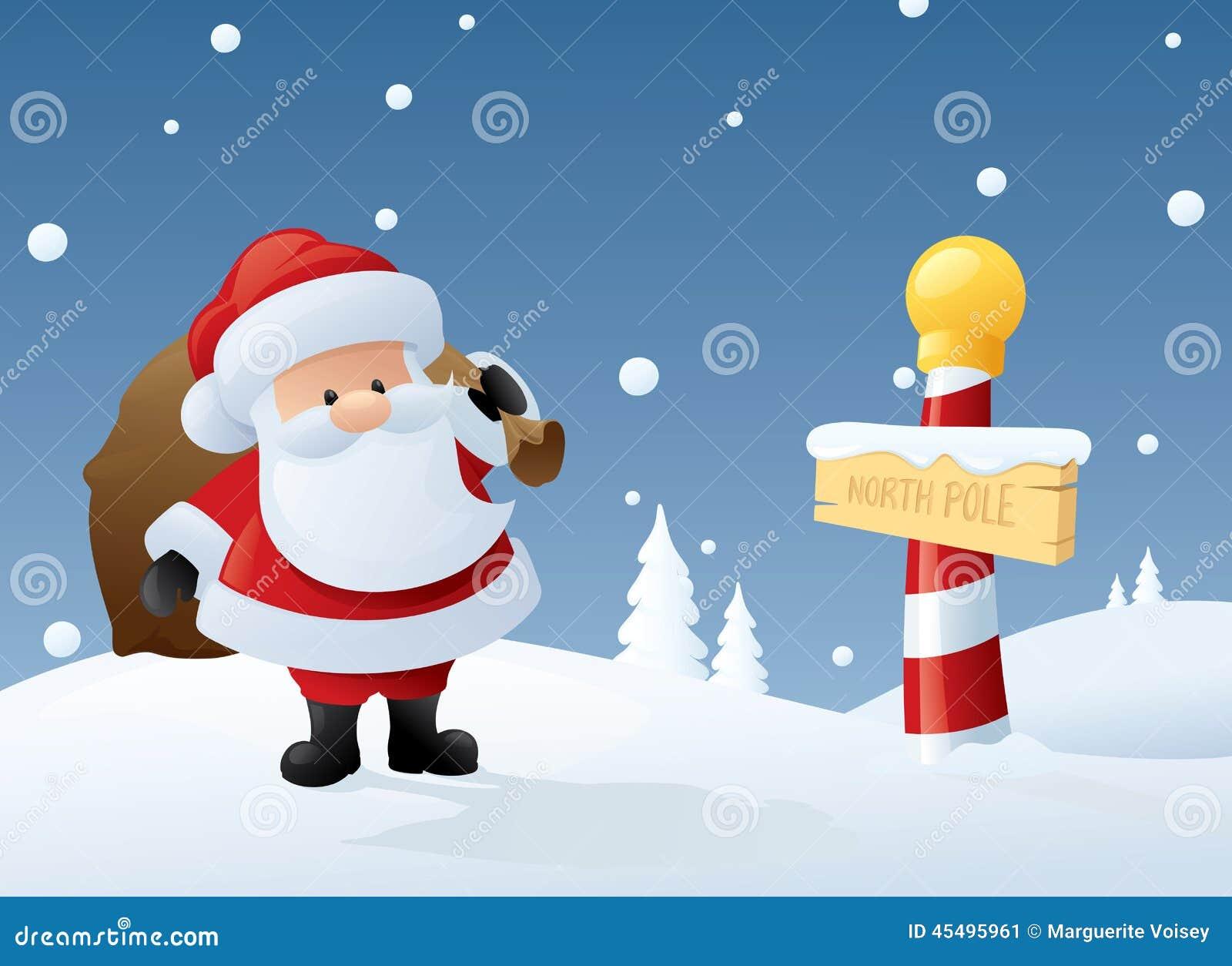 原始圣诞老人