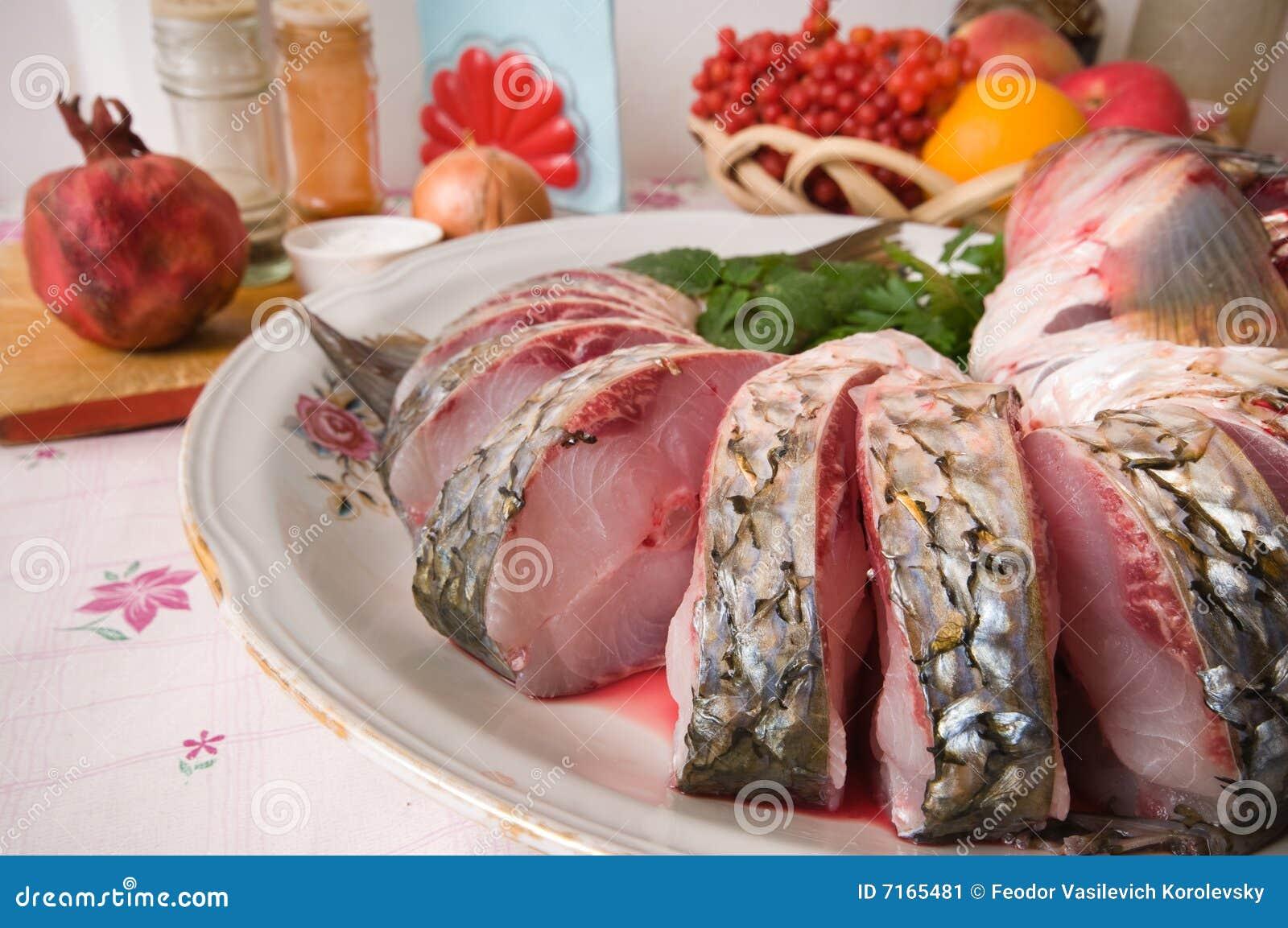 厨房梭鱼表