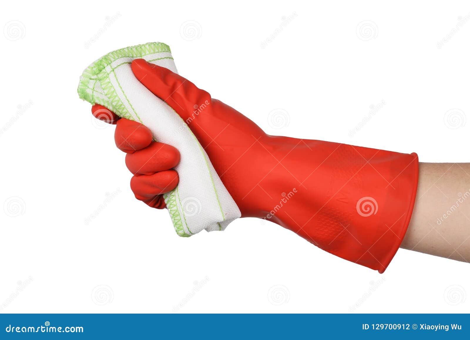 厨房清洗手套的用途手套