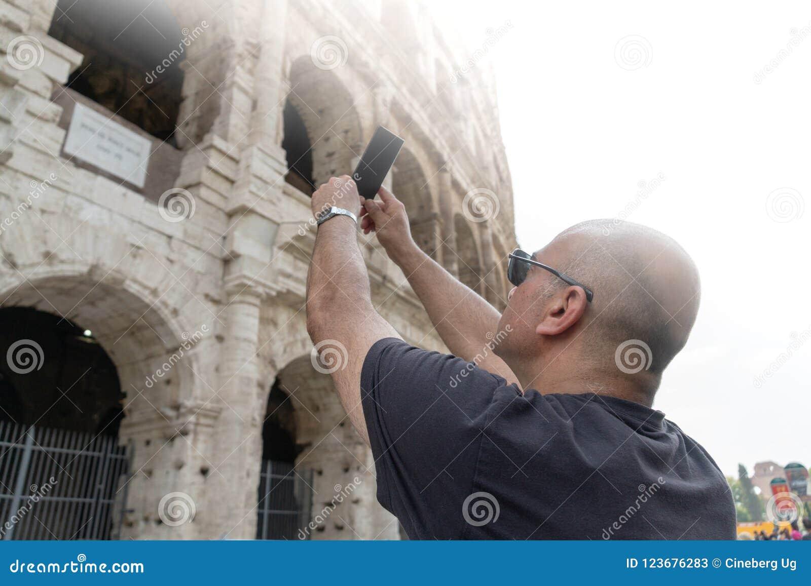 参观的罗马