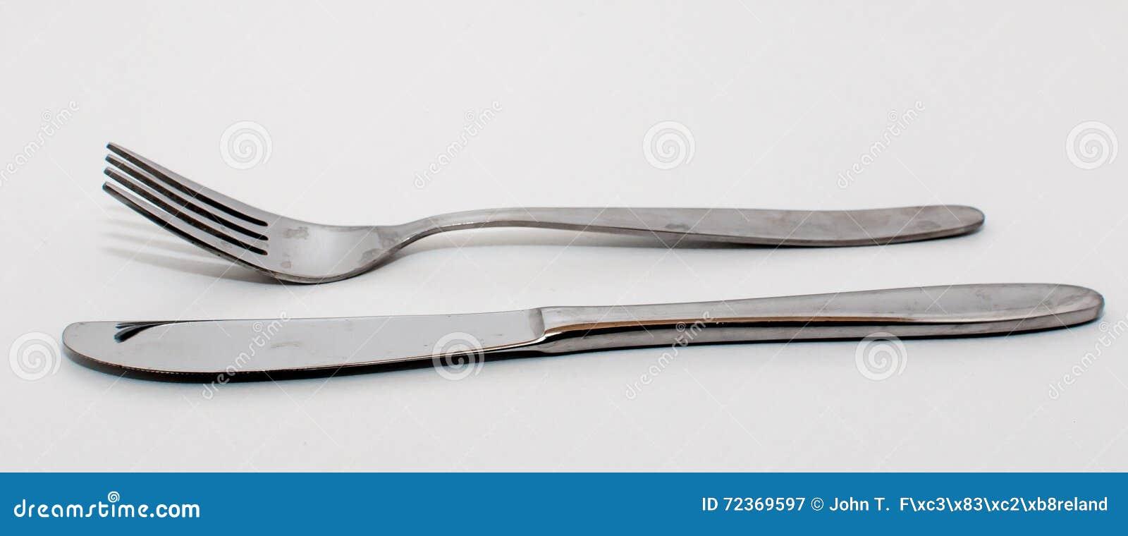 叉子和刀子