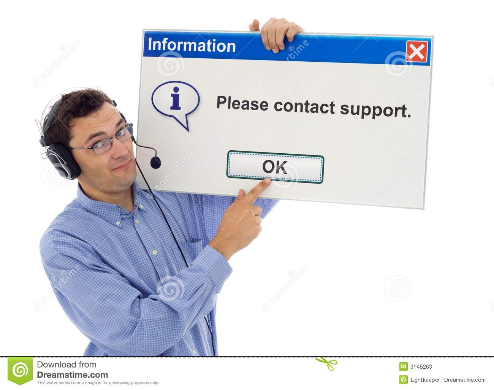 友好消息技术支持
