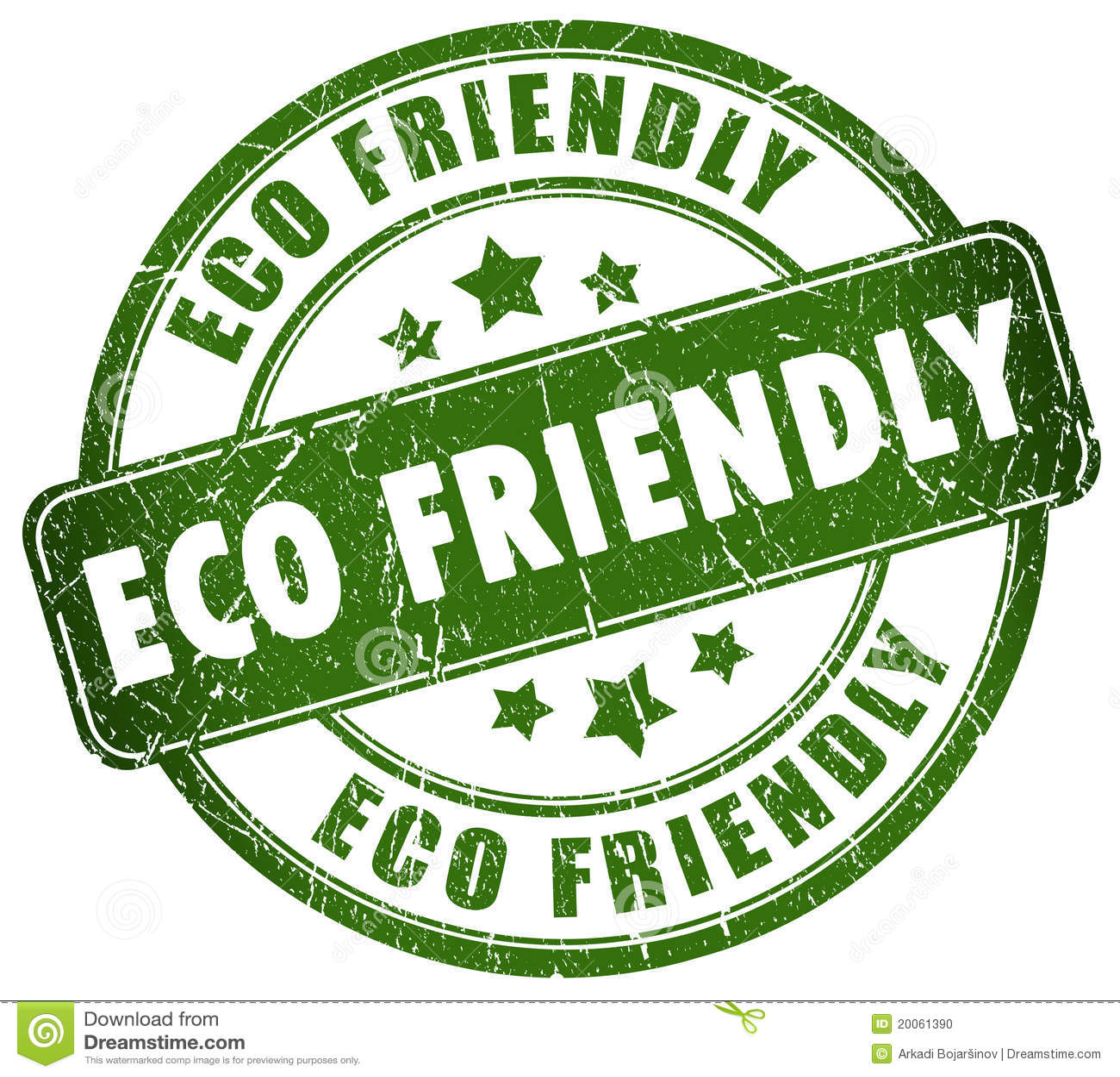 友好的eco