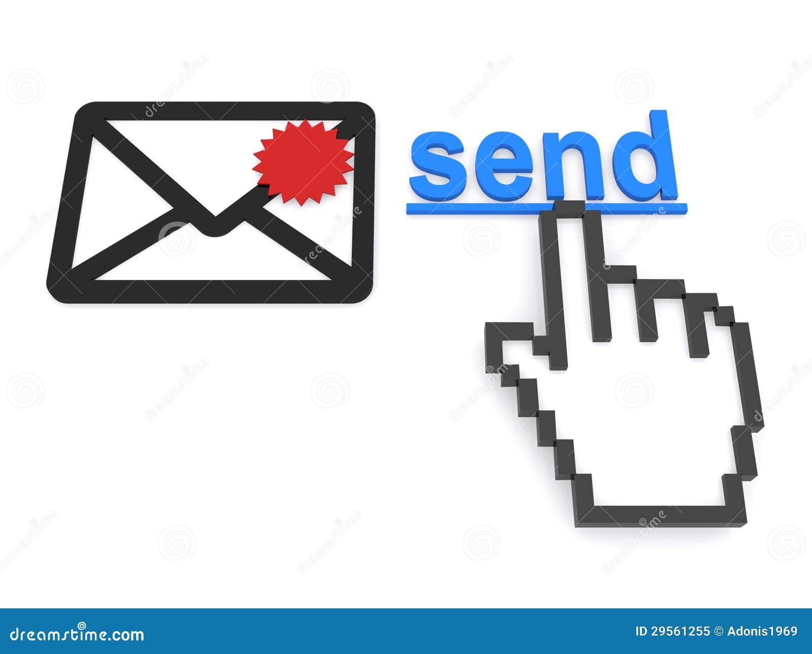 发优先权电子邮件