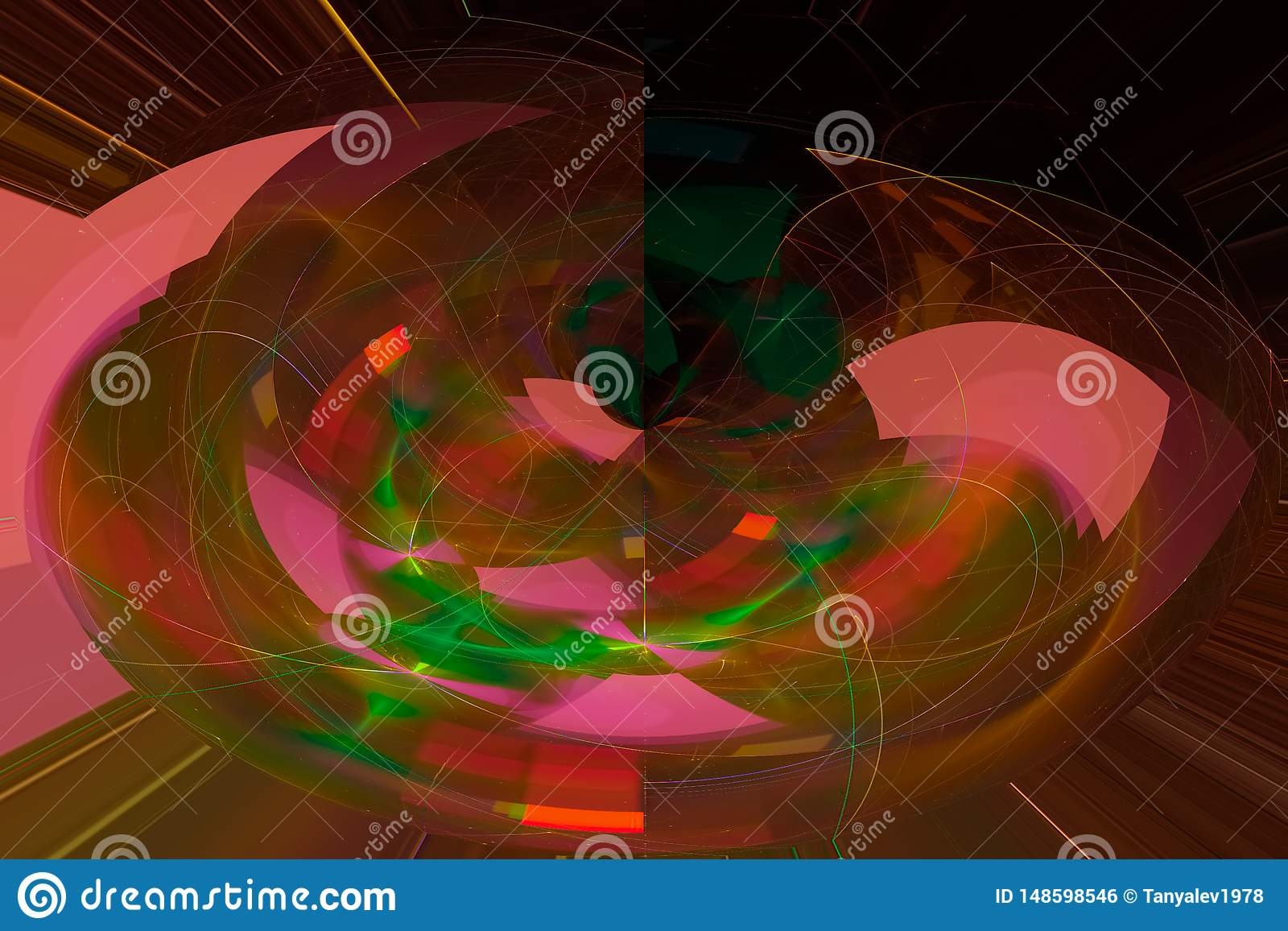 发光的波斯菊科学现代烟花样式纹理背景飞溅力量幻想爆炸设计飞溅,闪闪发光